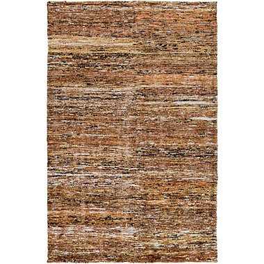 Surya Bazaar BZR8004-58 Hand Knotted Rug, 5' x 8' Rectangle