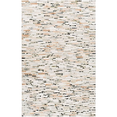 Surya Houseman HSM4002-58 Hand Crafted Rug, 5' x 8' Rectangle