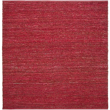 Surya Continental COT1942-8SQ Hand Woven Rug, 8' Square