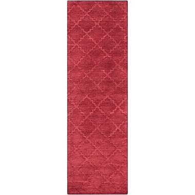 Surya Etching ETC4966-268 Hand Loomed Rug, 2'6