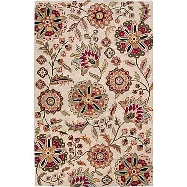 Surya Athena ATH5035-58 Hand Tufted Rug, 5' x 8' Rectangle