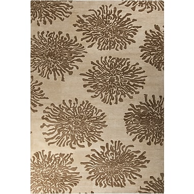 Surya Bombay BST493-913 Hand Tufted Rug, 9' x 13' Rectangle