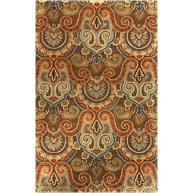 Surya Ellora ELO4008-58 Hand Tufted Rug, 5' x 8' Rectangle