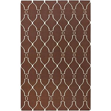 Surya Jill Rosenwald Fallon FAL1000-58 Hand Woven Rug, 5' x 8' Rectangle