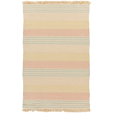 Surya Papilio Amber ABR6000-58 Hand Loomed Rug, 5' x 8' Rectangle