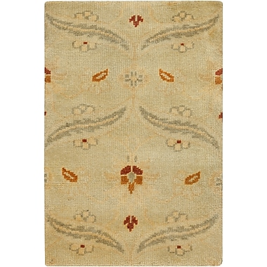 Surya Ainsley AIN1014-23 Hand Knotted Rug, 2' x 3' Rectangle