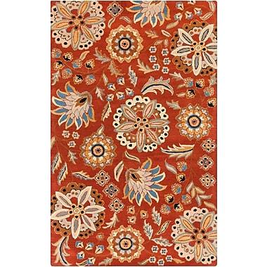 Surya Athena ATH5126-58 Hand Tufted Rug, 5' x 8' Rectangle