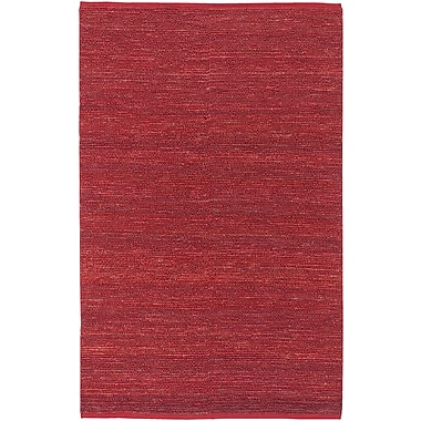Surya Continental COT1942-58 Hand Woven Rug, 5' x 8' Rectangle