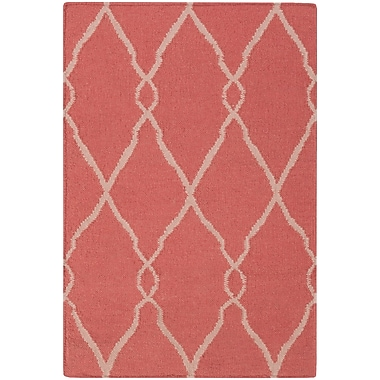 Surya Jill Rosenwald Fallon FAL1002-23 Hand Woven Rug, 2' x 3' Rectangle
