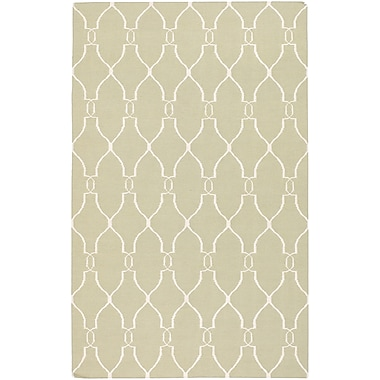 Surya Jill Rosenwald Fallon FAL1004-58 Hand Woven Rug, 5' x 8' Rectangle