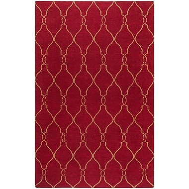 Surya Jill Rosenwald Fallon FAL1013-58 Hand Woven Rug, 5' x 8' Rectangle