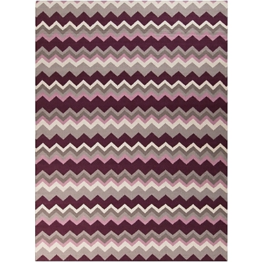 Surya Frontier FT268-811 Hand Woven Rug, 8' x 11' Rectangle
