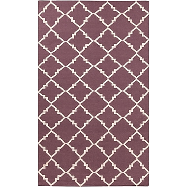 Surya Frontier FT450-811 Hand Woven Rug, 8' x 11' Rectangle