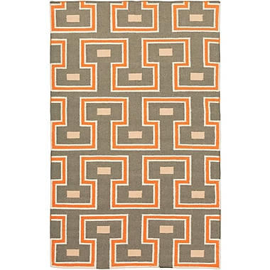 Surya Frontier FT471-913 Hand Woven Rug, 9' x 13' Rectangle
