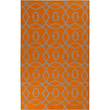 Surya Frontier FT493-58 Hand Woven Rug, 5' x 8' Rectangle