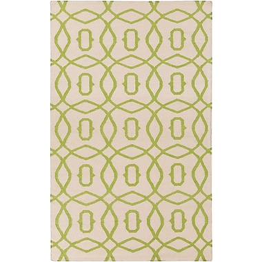 Surya Frontier FT532-58 Hand Woven Rug, 5' x 8' Rectangle