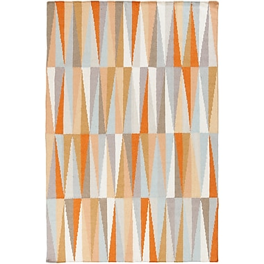 Surya Frontier FT580-811 Hand Woven Rug, 8' x 11' Rectangle