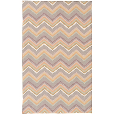 Surya Frontier FT596-811 Hand Woven Rug, 8' x 11' Rectangle