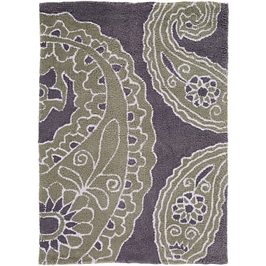 Surya Angelo Home Hudson Park HDP2018-23 Hand Tufted Rug, 2' x 3' Rectangle