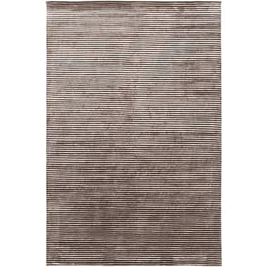 Surya Mugal IN8608-58 Hand Knotted Rug, 5' x 8' Rectangle