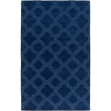 Surya Mystique M5403-58 Hand Loomed Rug, 5' x 8' Rectangle