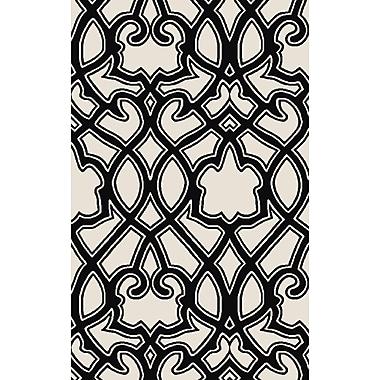 Surya Florence Broadhurst Paddington PDG2040-58 Hand Woven Rug, 5' x 8' Rectangle