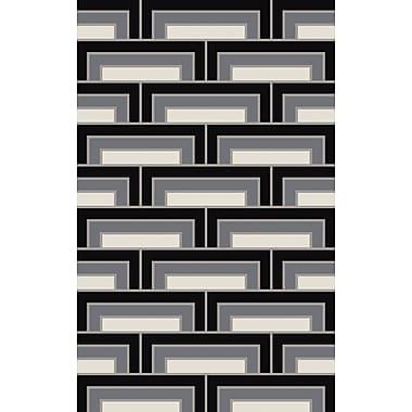 Surya Florence Broadhurst Paddington PDG2042-58 Hand Woven Rug, 5' x 8' Rectangle