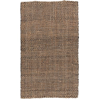 Surya Reeds REED828-58 Hand Woven Rug, 5' x 8' Rectangle