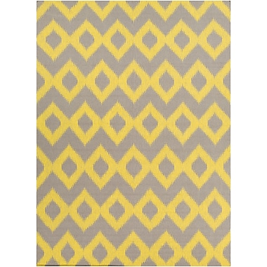 Surya Frontier FT166-811 Hand Woven Rug, 8' x 11' Rectangle