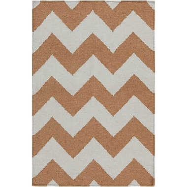 Surya Frontier FT237-811 Hand Woven Rug, 8' x 11' Rectangle