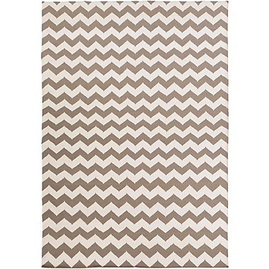 Surya Frontier FT289-811 Hand Woven Rug, 8' x 11' Rectangle