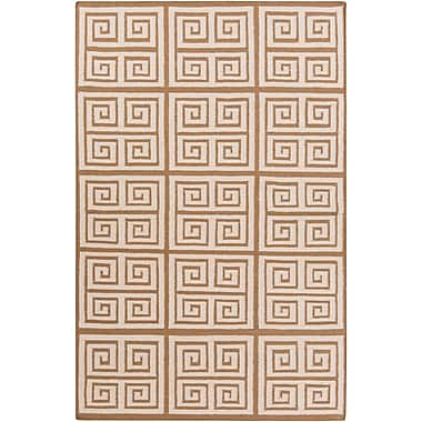 Surya Frontier FT419-811 Hand Woven Rug, 8' x 11' Rectangle