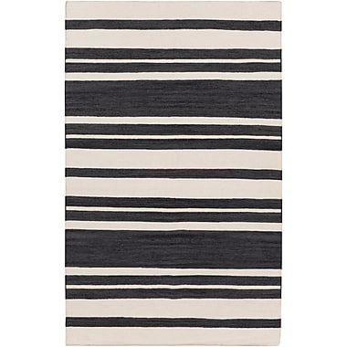 Surya Frontier FT439-811 Hand Woven Rug, 8' x 11' Rectangle