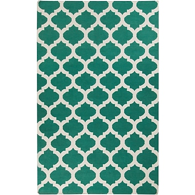 Surya Frontier FT534-811 Hand Woven Rug, 8' x 11' Rectangle