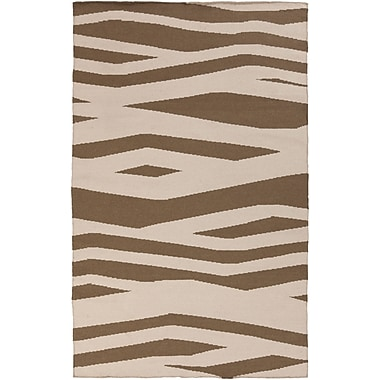 Surya Frontier FT575-811 Hand Woven Rug, 8' x 11' Rectangle