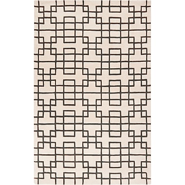 Surya Goa G5085-58 Hand Tufted Rug, 5' x 8' Rectangle