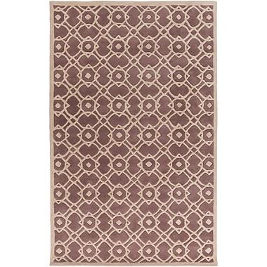 Surya Goa G5101-58 Hand Tufted Rug, 5' x 8' Rectangle