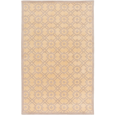 Surya Goa G5144-58 Hand Tufted Rug, 5' x 8' Rectangle