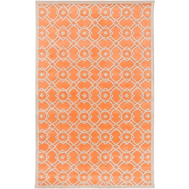 Surya Goa G5149-58 Hand Tufted Rug, 5' x 8' Rectangle