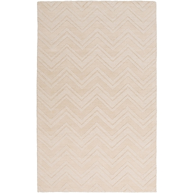 Surya Mystique M5362-58 Hand Loomed Rug, 5' x 8' Rectangle