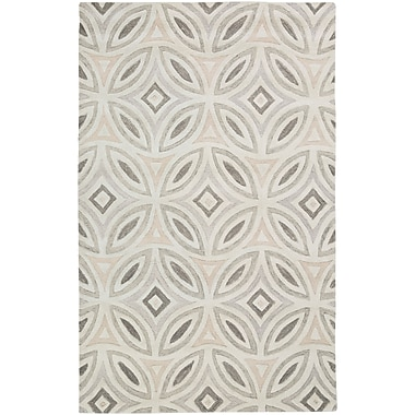 Surya Perspective PSV46-58 Hand Tufted Rug, 5' x 8' Rectangle