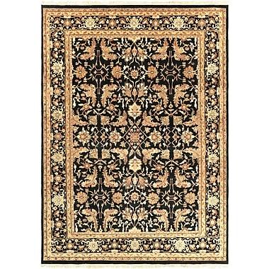 Surya Taj Mahal TJ44-23 Hand Knotted Rug, 2' x 3' Rectangle