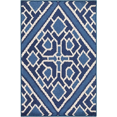 Surya Beth Lacefield Alameda AMD1005-23 Hand Woven Rug, 2' x 3' Rectangle