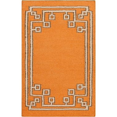 Surya Beth Lacefield Alameda AMD1016-23 Hand Woven Rug, 2' x 3' Rectangle