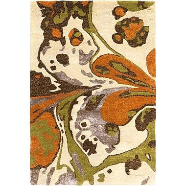 Surya Banshee BAN3314-23 Hand Tufted Rug, 2' x 3' Rectangle