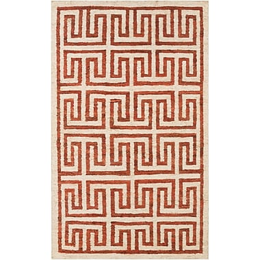 Surya Columbia CBA118-23 Hand Woven Rug, 2' x 3' Rectangle