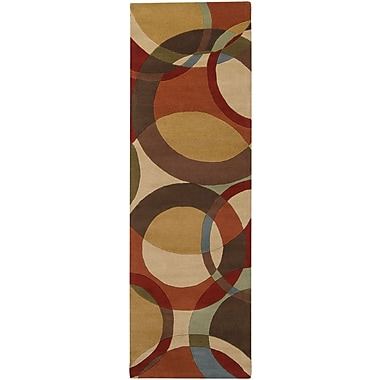 Surya Forum FM7108-268 Hand Tufted Rug, 2'6