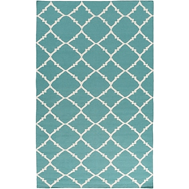 Surya Frontier FT221-811 Hand Woven Rug, 8' x 11' Rectangle