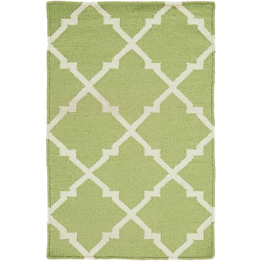Surya Frontier FT226-913 Hand Woven Rug, 9' x 13' Rectangle