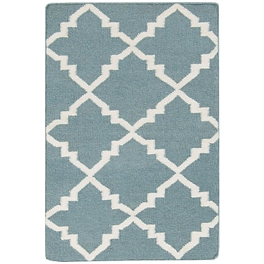 Surya Frontier FT229-913 Hand Woven Rug, 9' x 13' Rectangle